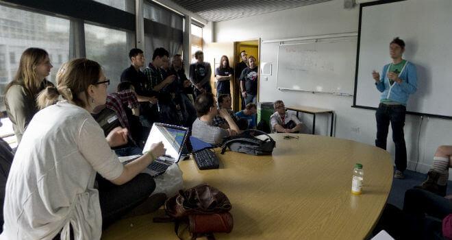 game designers meeting